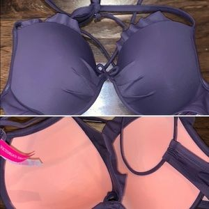 Victoria's Secret Bikini Top, 34 D